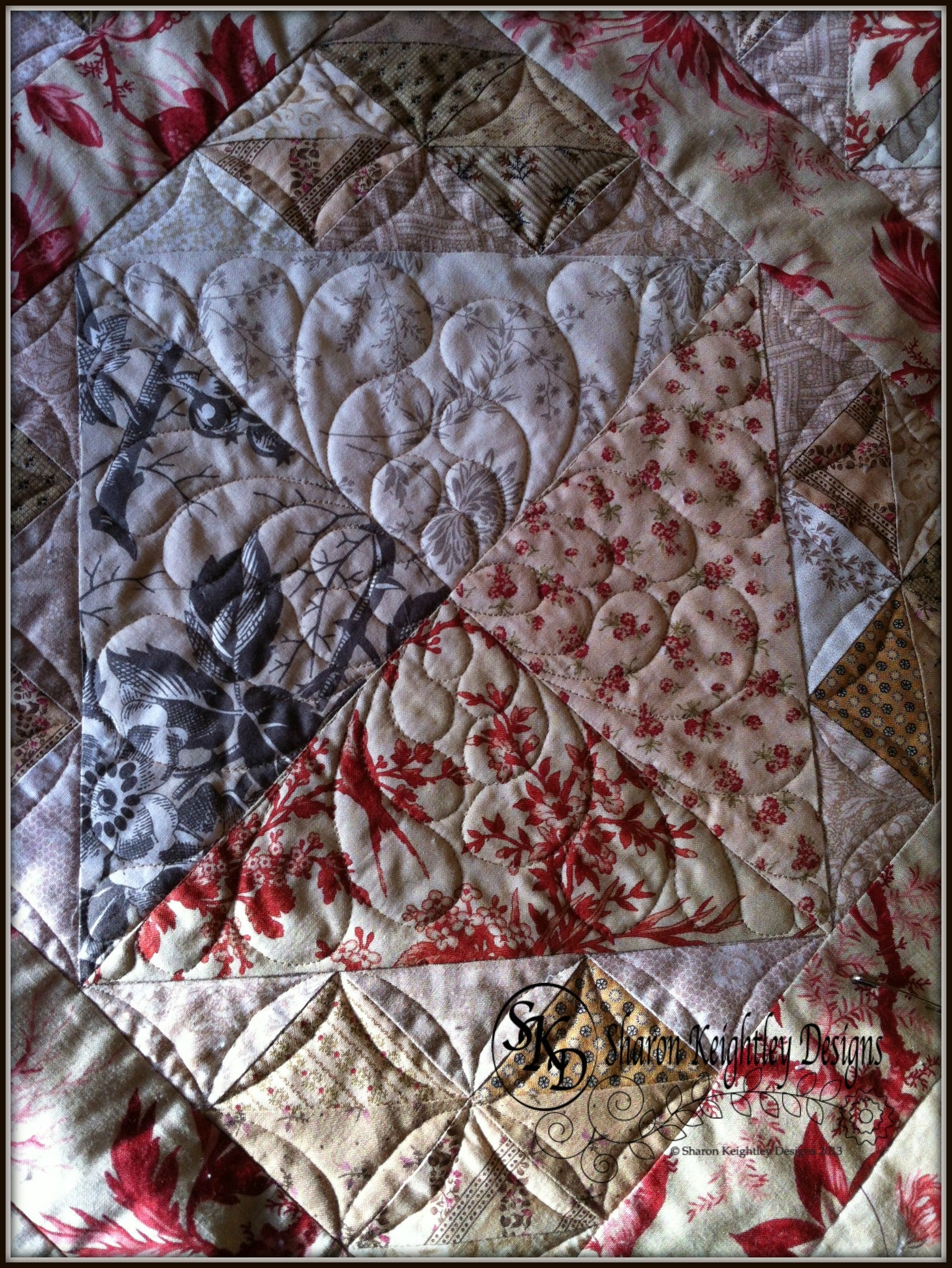 Quilting Birds in the Air Quilt  Pine Valley Quilts