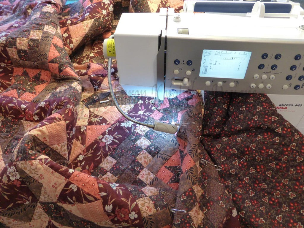 Quilting with Bernina copy