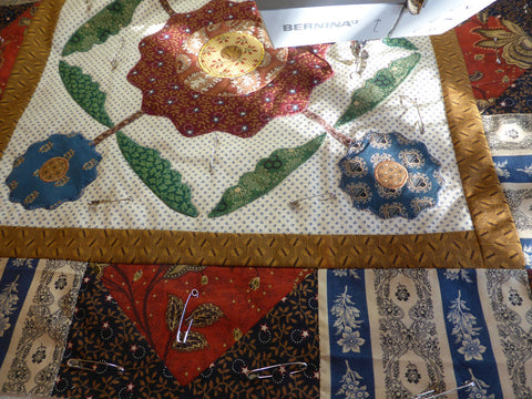 Playing with Thread / Pine Valley Quilts