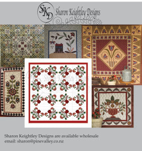 Sharon Keightley Designs /Pine Valley Quilts