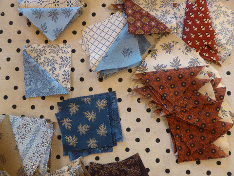 Fun with Half Square Triangles | Pine Valley Quilts