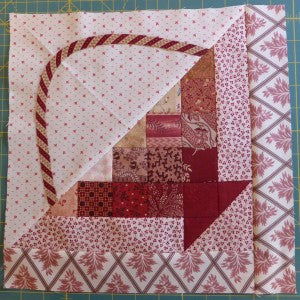 Candy Baskets Quilt Pattern / Pine Valley Quilts