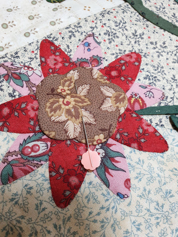Tutorial Invisible Machine Applique | Sharon Keightley Quilts