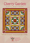 Cherry Garden Quilt Pattern - Pine Valley Quilts