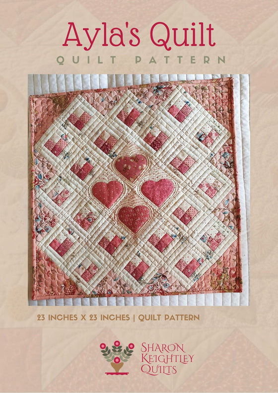 Ayla's Quilt - Pine Valley Quilts