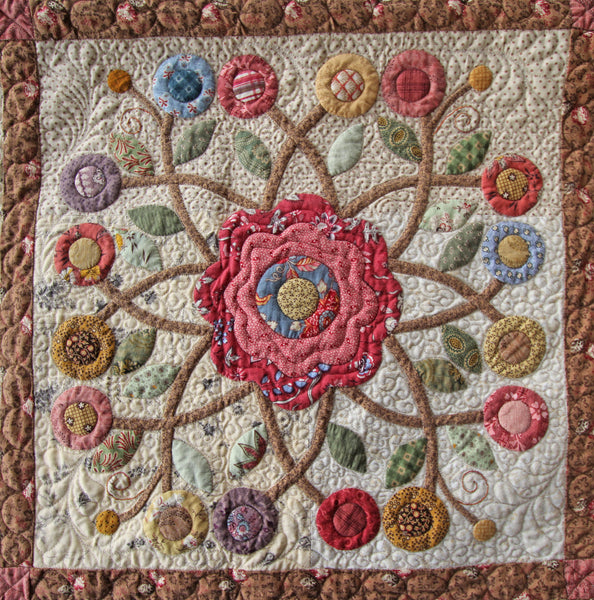 Rambling Ways Quilt Maypole / Pine Valley Quilts