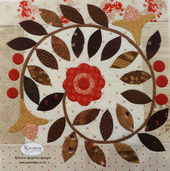 Winterwood Quilt | Pine Valley Quilts