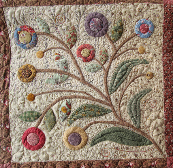Rambling Ways Quilt Posy /Pine Valley Quilts