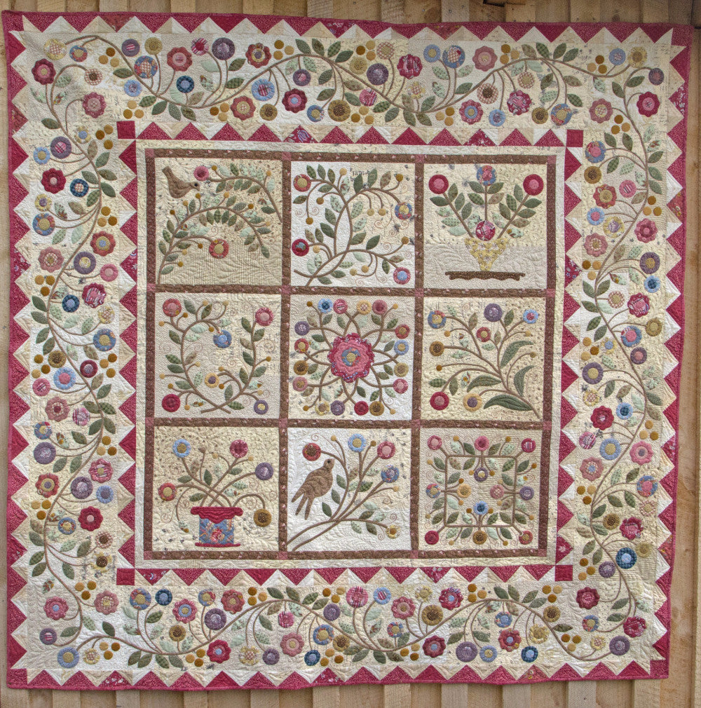 Rambling Ways Quilt | Pine Valley Quilts