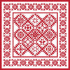 Simply Red Quilt BOM | Pine Valley Quilts