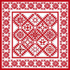 Simply Red Quilt Pattern | Pine Valley Quilts