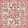 Winterwood Quilt Pattern BOM Block One - Pine Valley Quilts
