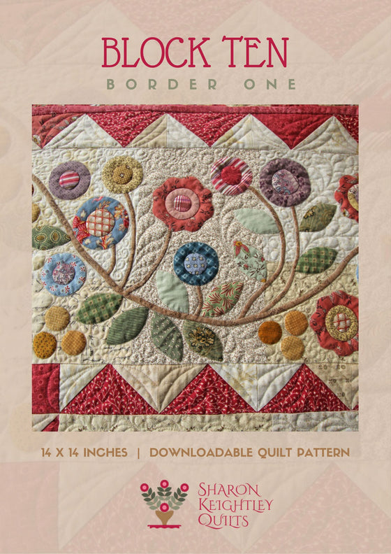Border One - Pine Valley Quilts