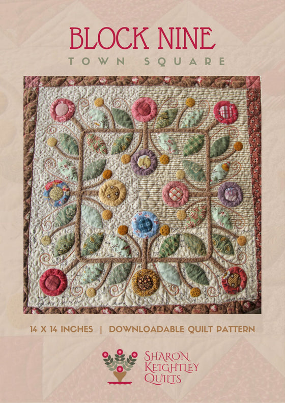 Town Square - Pine Valley Quilts