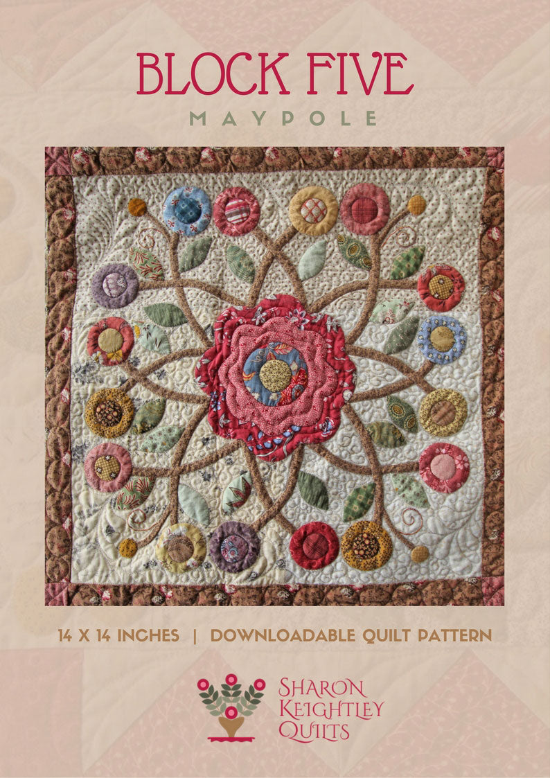 Maypole - Pine Valley Quilts