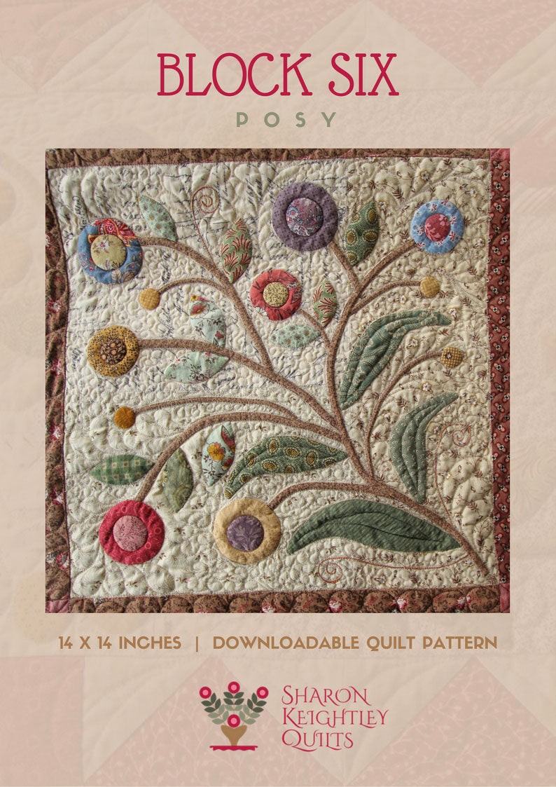 Posy - Pine Valley Quilts