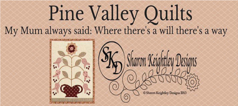 Pine Valley Quilts logo
