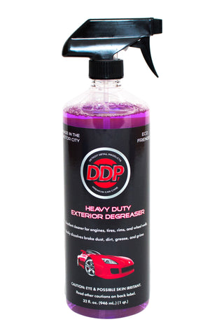 Heavy Duty Exterior Degreaser