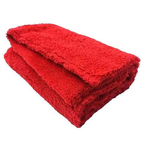 Edgeless Luxe Paint Towel (Red)