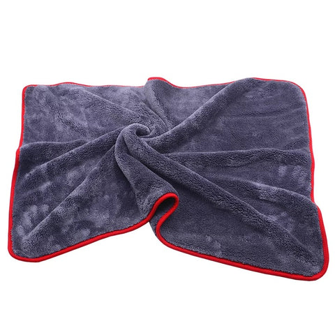"Double Soft, Double Plush Drying Towel (36"" x 24"")"