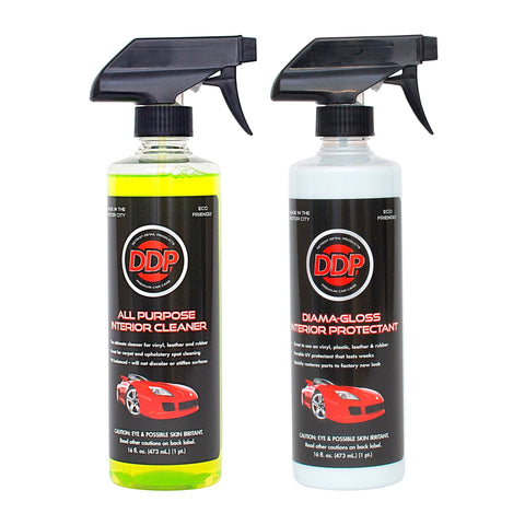 Interior Clean & Protect Kit