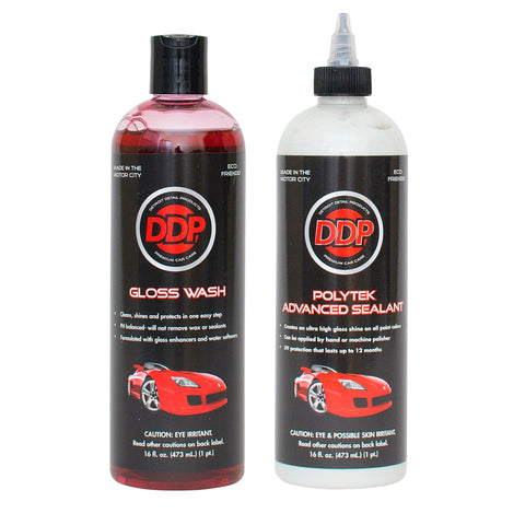Wash & Seal Kit