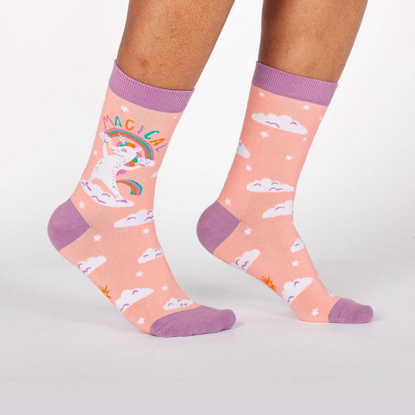 Sock It To Me - Medium Adult Crew Socks