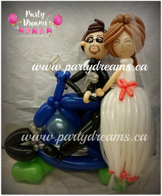 Balloon Sculptures & Designs - Surrey Vancouver
