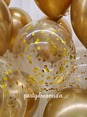 Latex Balloon Bouquets
