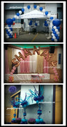 On Site Balloon Decor Setup Service - Surrey Vancouver