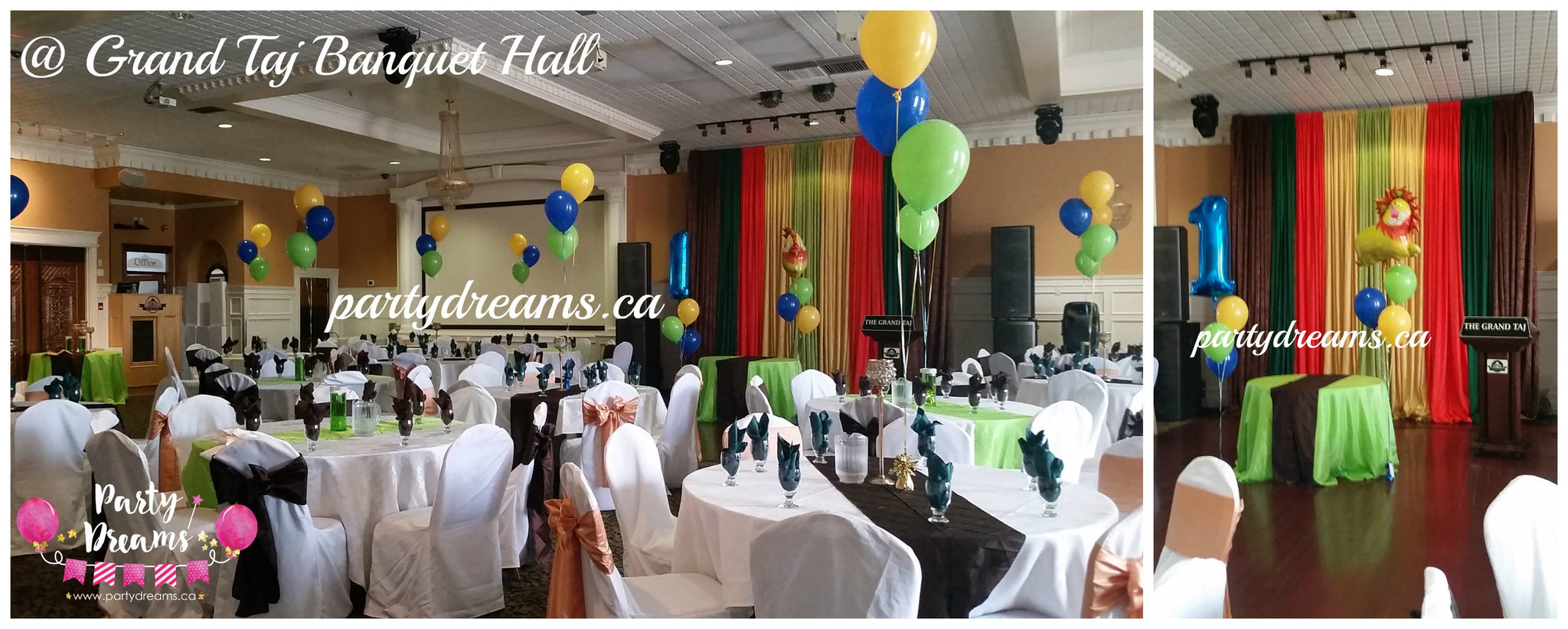 Balloon Decor Surrey Vancouver BC | Party Dreams