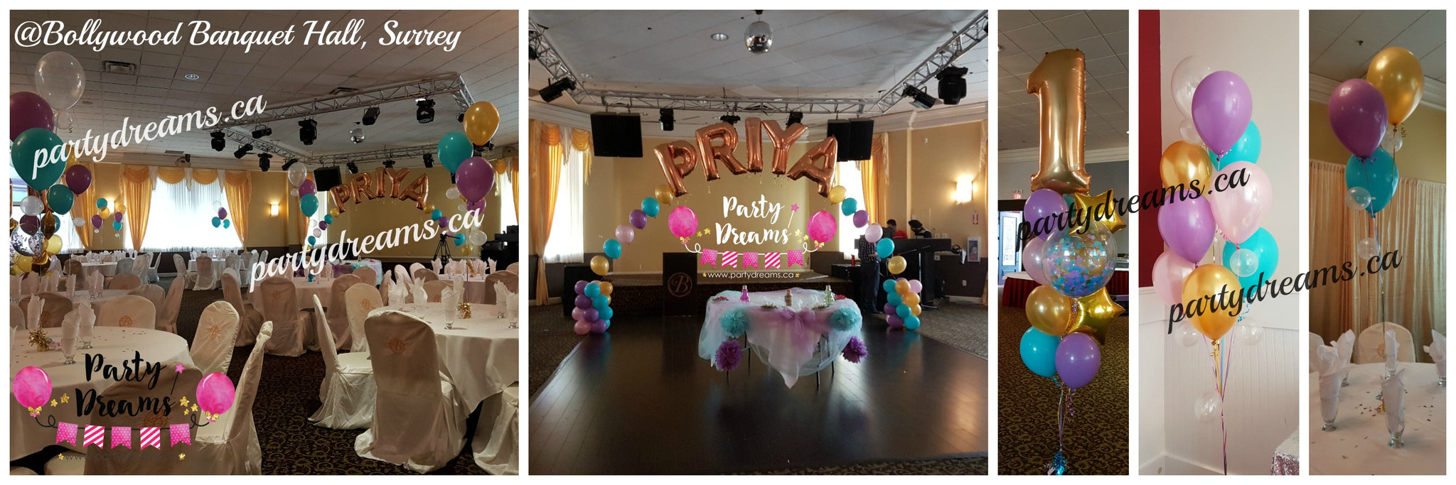 Balloon Decor Surrey