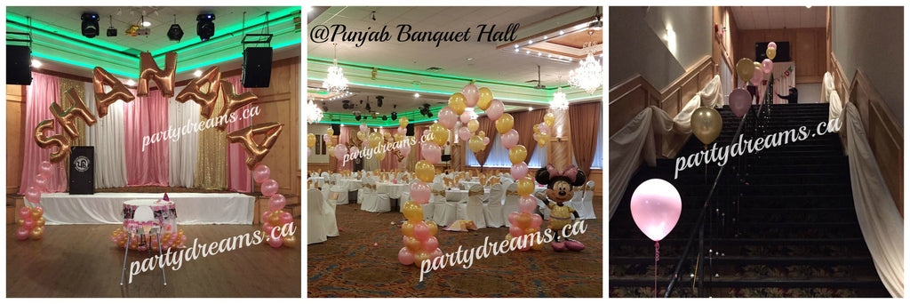 Balloon Decor Surrey BC