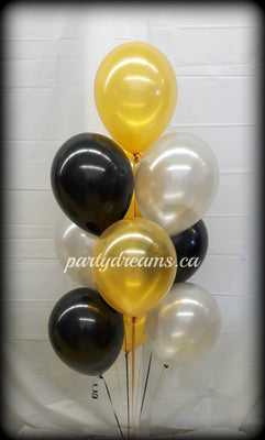 10 - Latex Balloon Bouquet