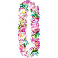 Soft Petal Purple Lei