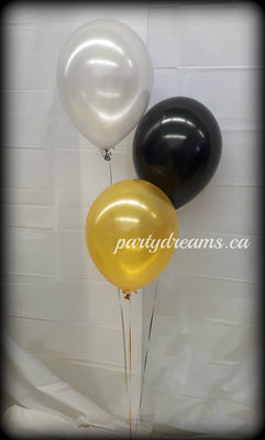 3 - Latex Balloon Bouquet