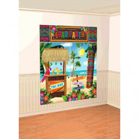 Tiki Scene Setters® Wall Decorating Kit