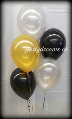5 - Latex Balloon Bouquet