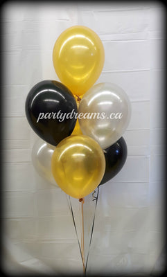 7 - Latex Balloon Bouquet