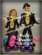 Character Balloon Sculpture Set (Large) #SB162837