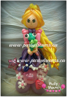 Character Balloon Sculpture (Medium) #SB162815