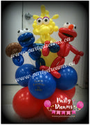 Character Balloon Sculpture (Medium) #SB162833