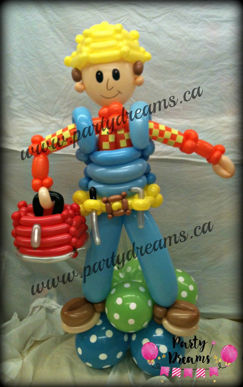 Character Balloon Sculpture (Large) #SB162817