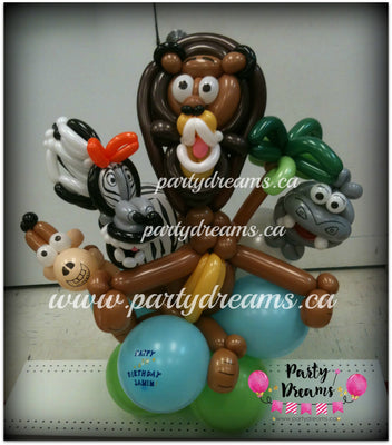 Character Balloon Sculpture (Medium) #SB162832