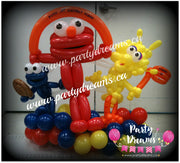 Character Balloon Sculpture (Medium) #SB162834