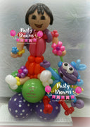 Character Balloon Sculpture (Medium) #SB162809
