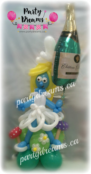 Character Balloon Sculpture (Medium) #SB162844