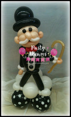 Character Balloon Centerpiece (Small) #SB162808