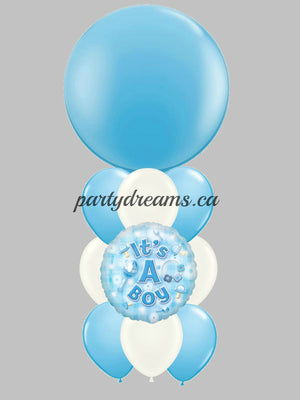 It's A Boy Balloon Bouquet #BB6