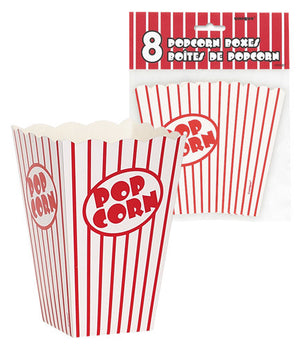 Small Popcorn Boxes 8ct